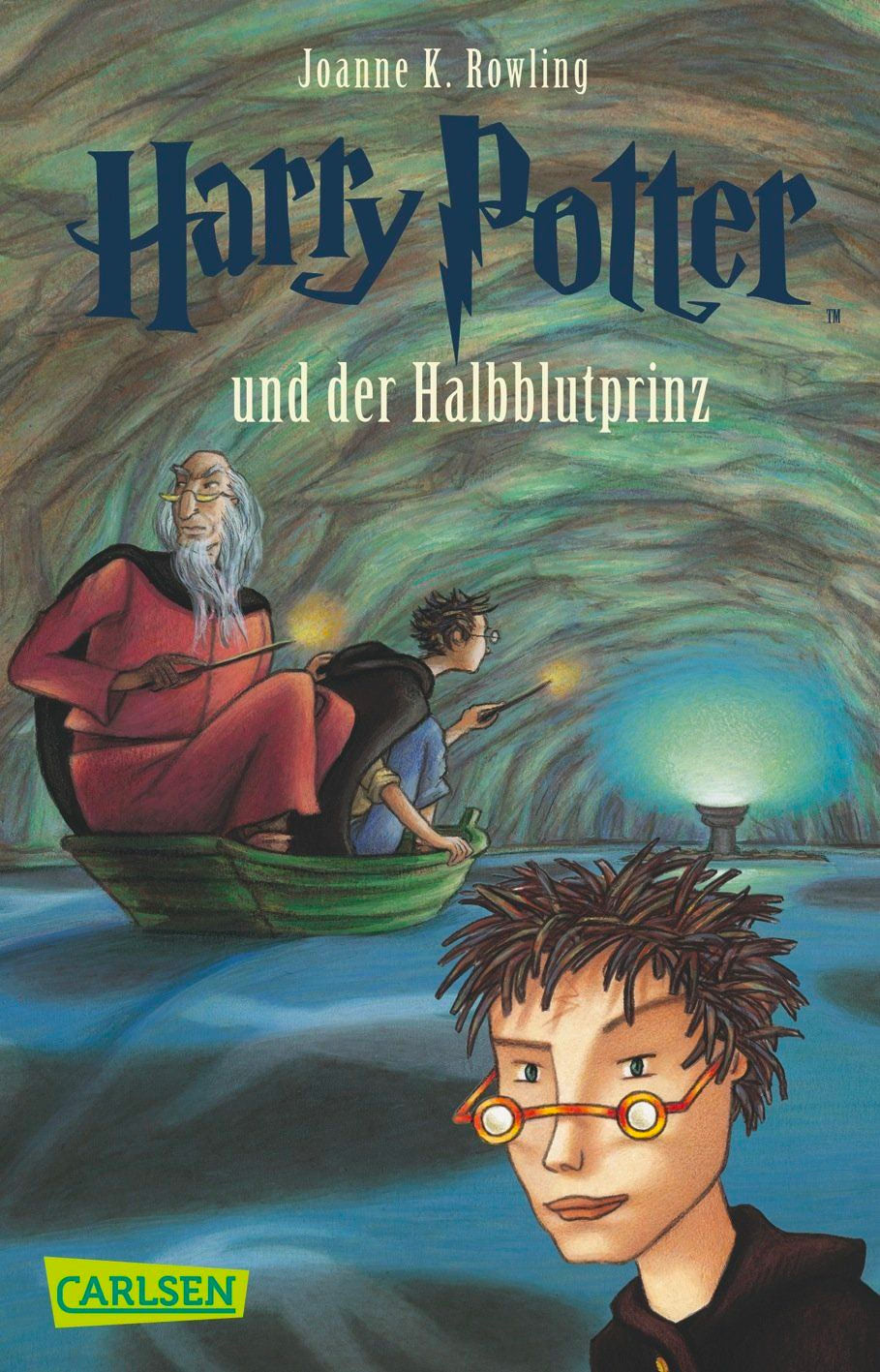 'Half-Blood Prince' German edition