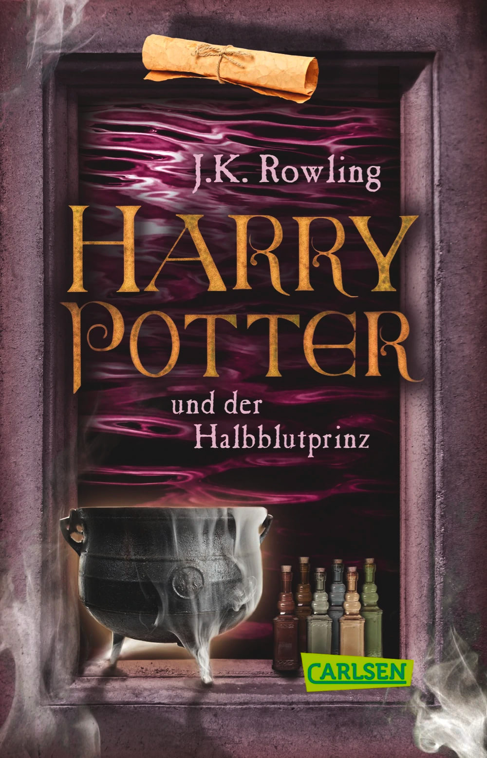 'Half-Blood Prince' German anniversary pocket edition