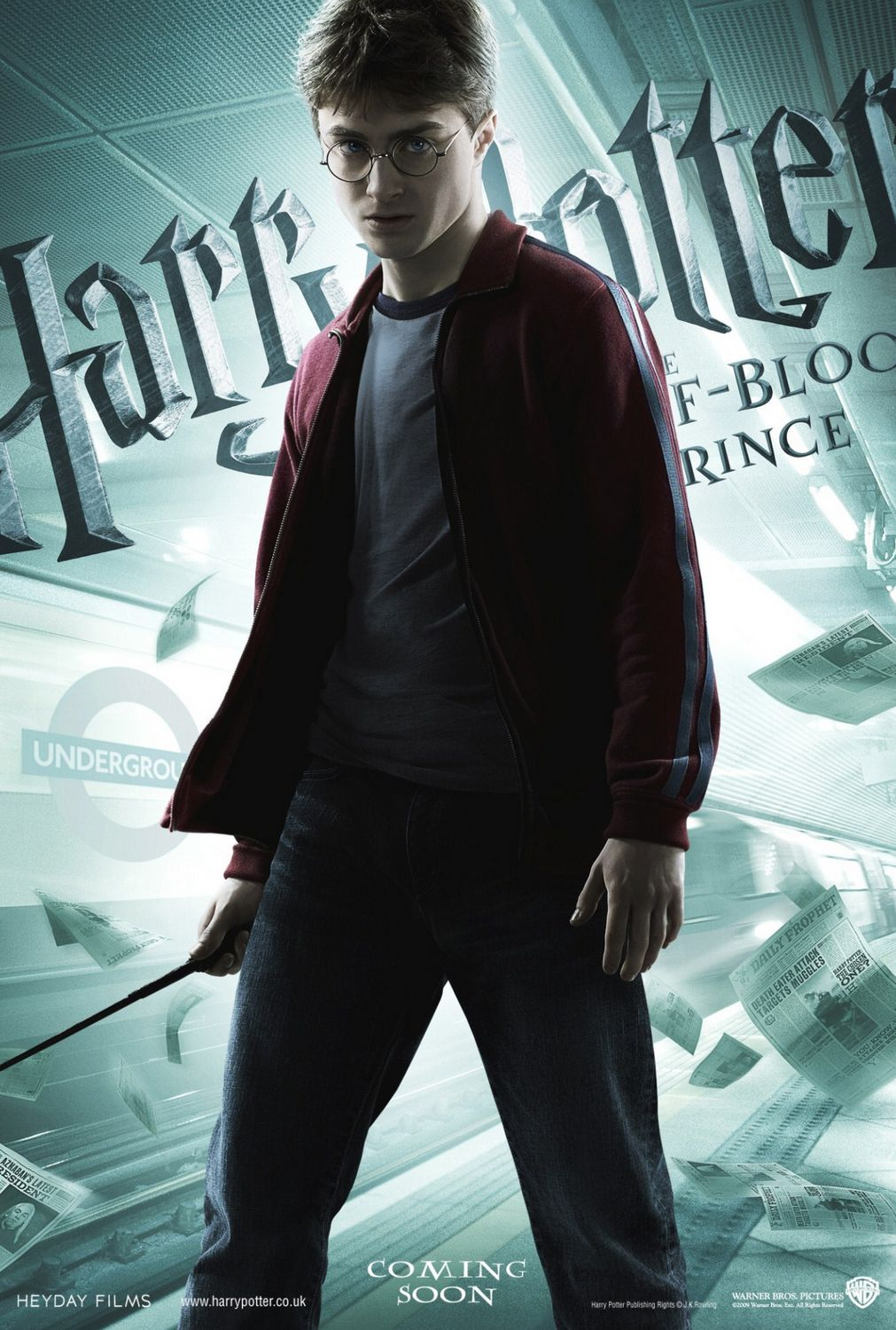 'Half-Blood Prince' Harry poster #2