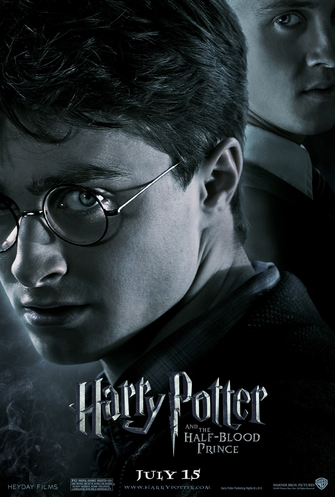 'Half-Blood Prince' Harry poster #3