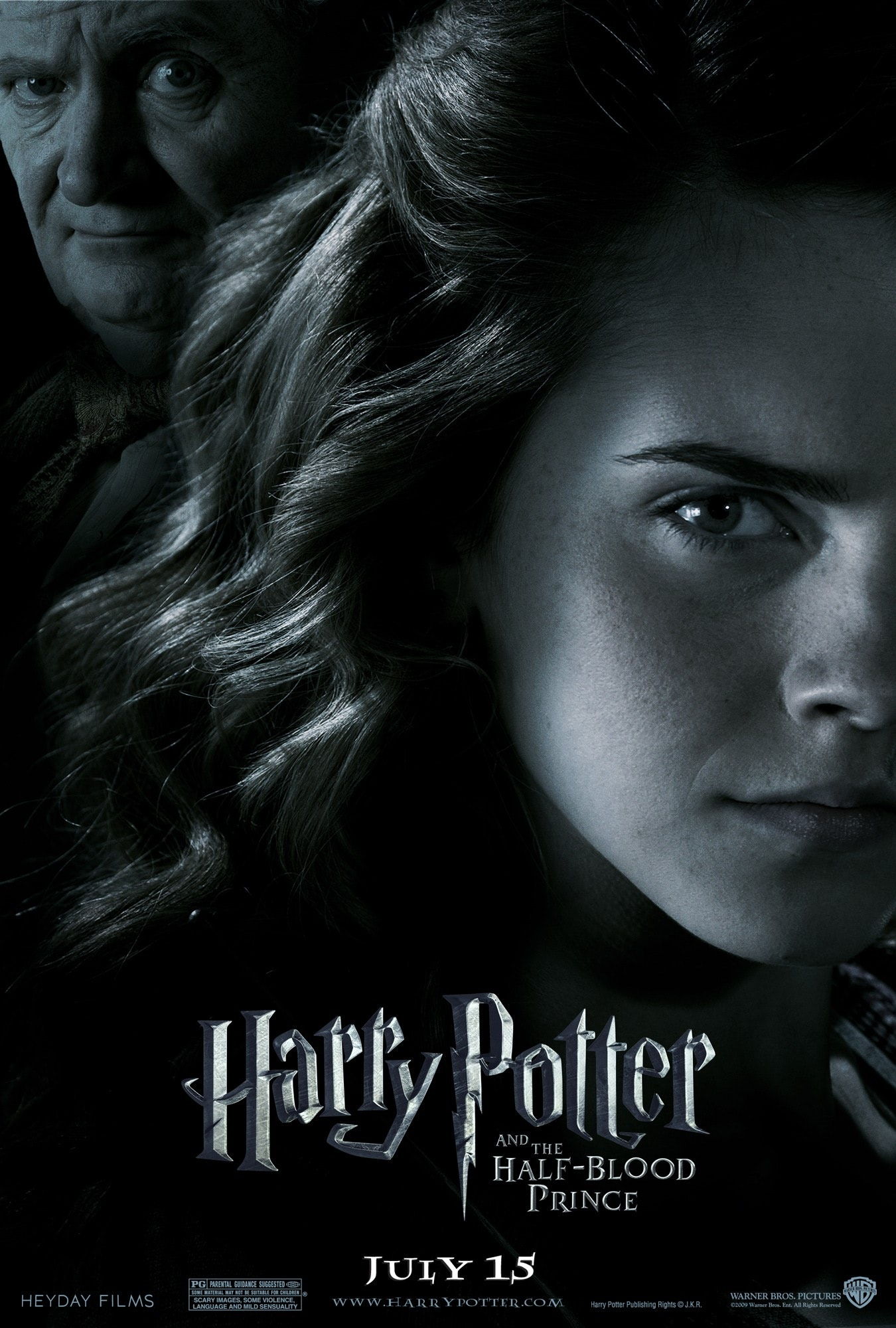 'Half-Blood Prince' Hermione poster #2