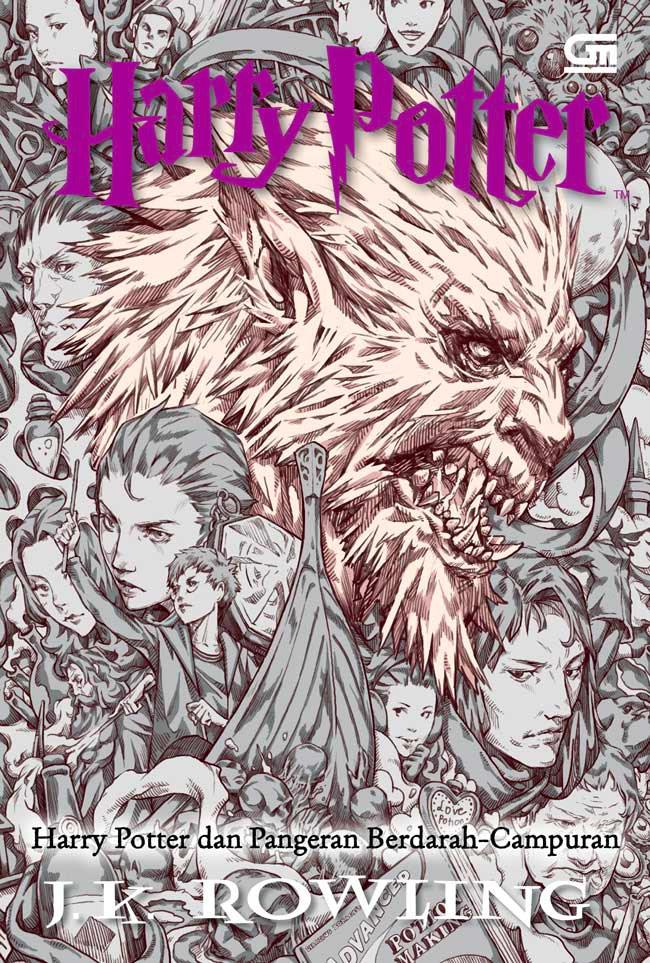 'Half-Blood Prince' Indonesian edition