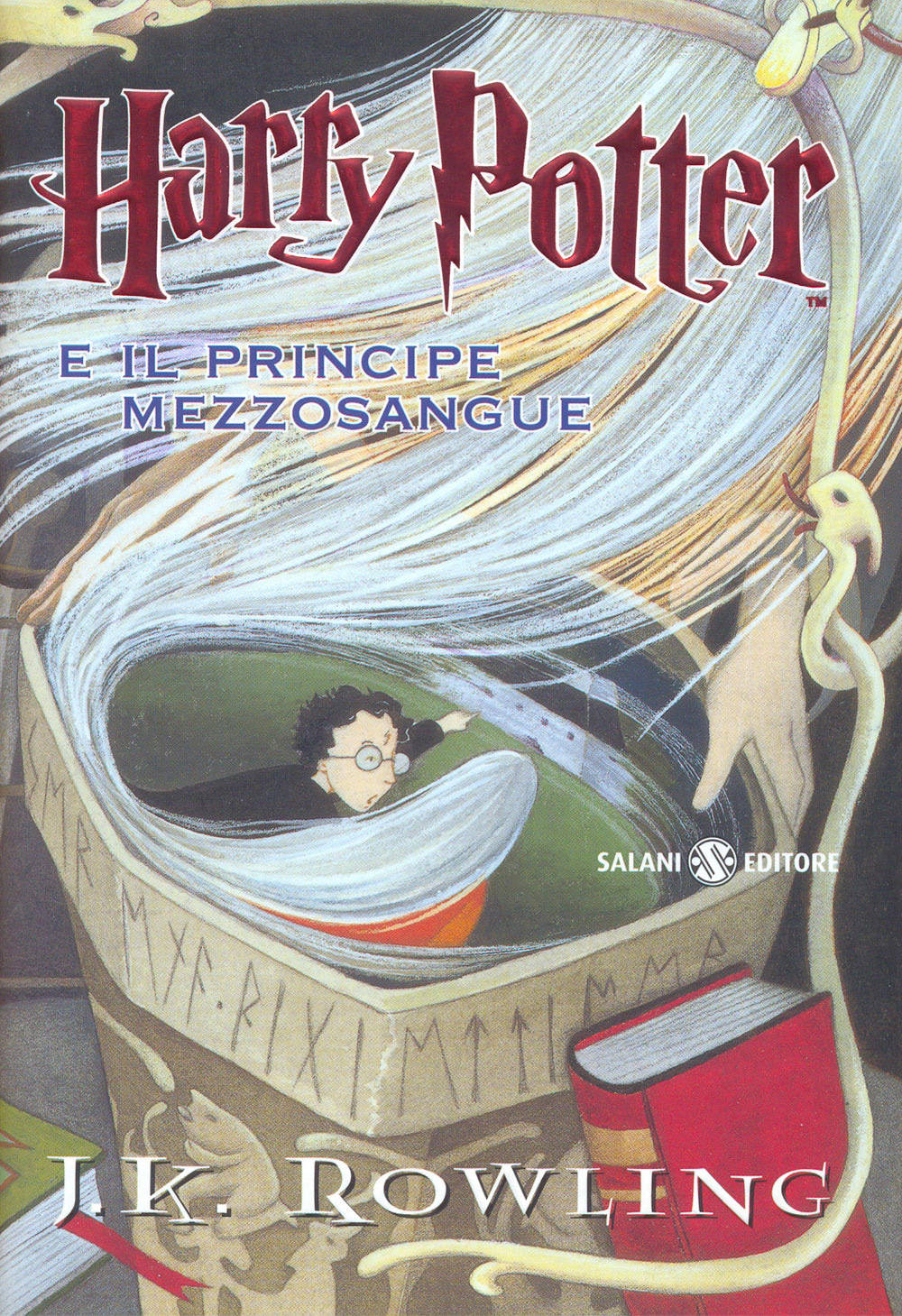 'Half-Blood Prince' Italian edition