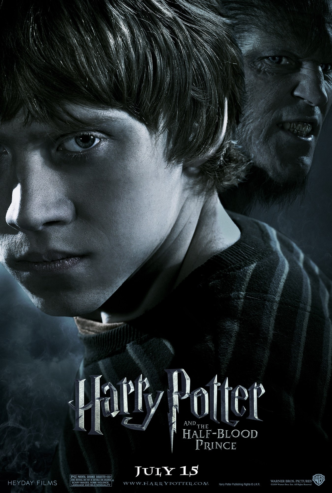 'Half-Blood Prince' Ron poster #2