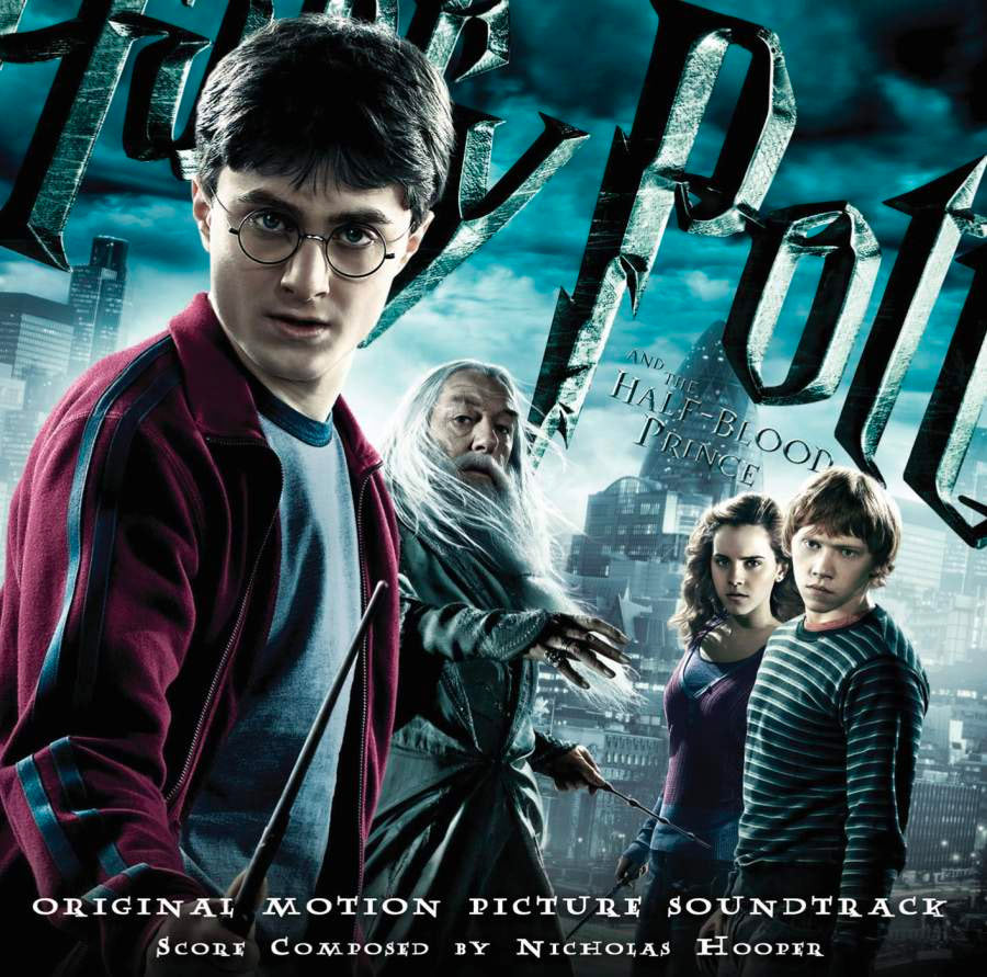 'Half-Blood Prince' soundtrack
