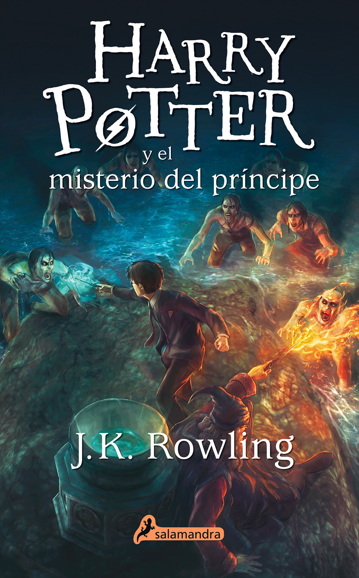 'Half-Blood Prince' Spanish anniversary edition