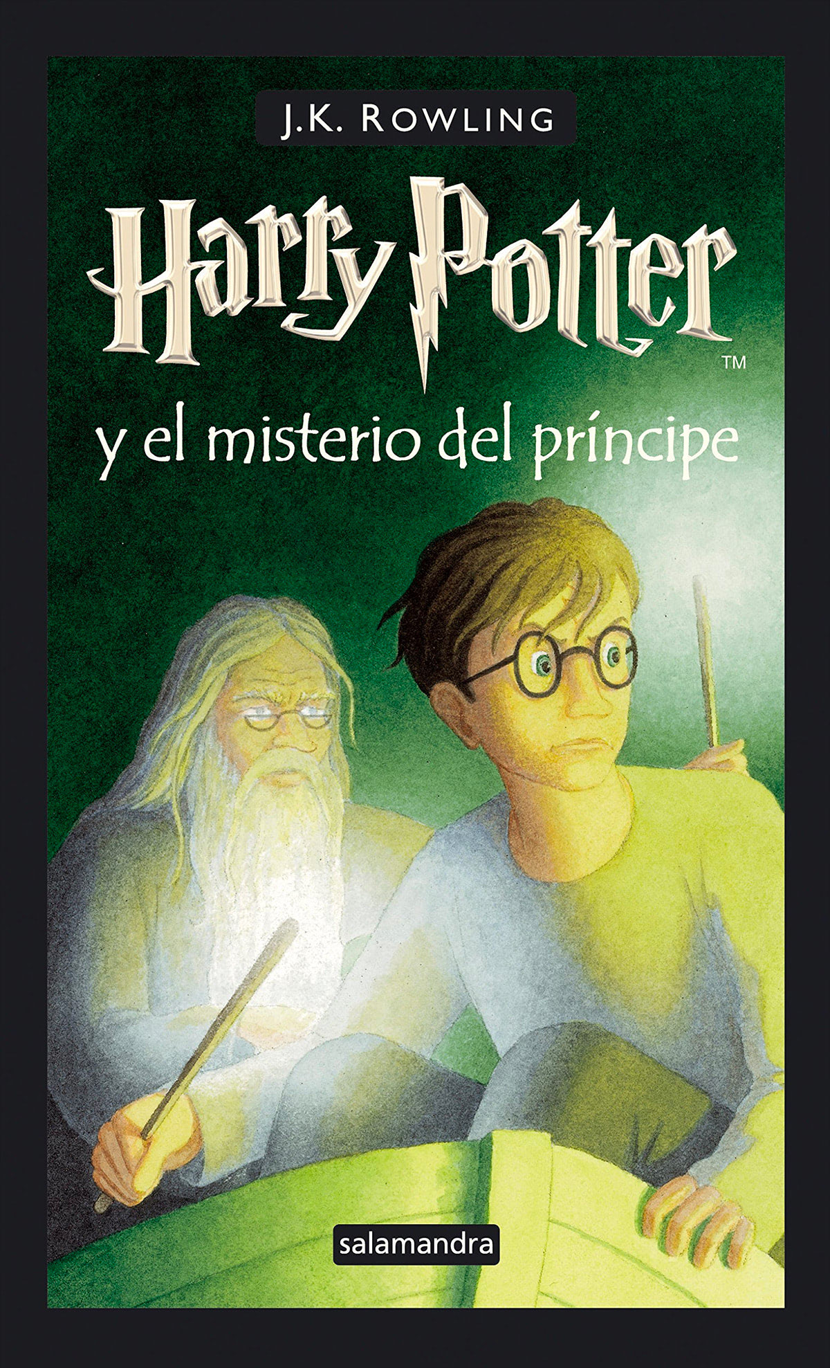 'Half-Blood Prince' Spanish edition