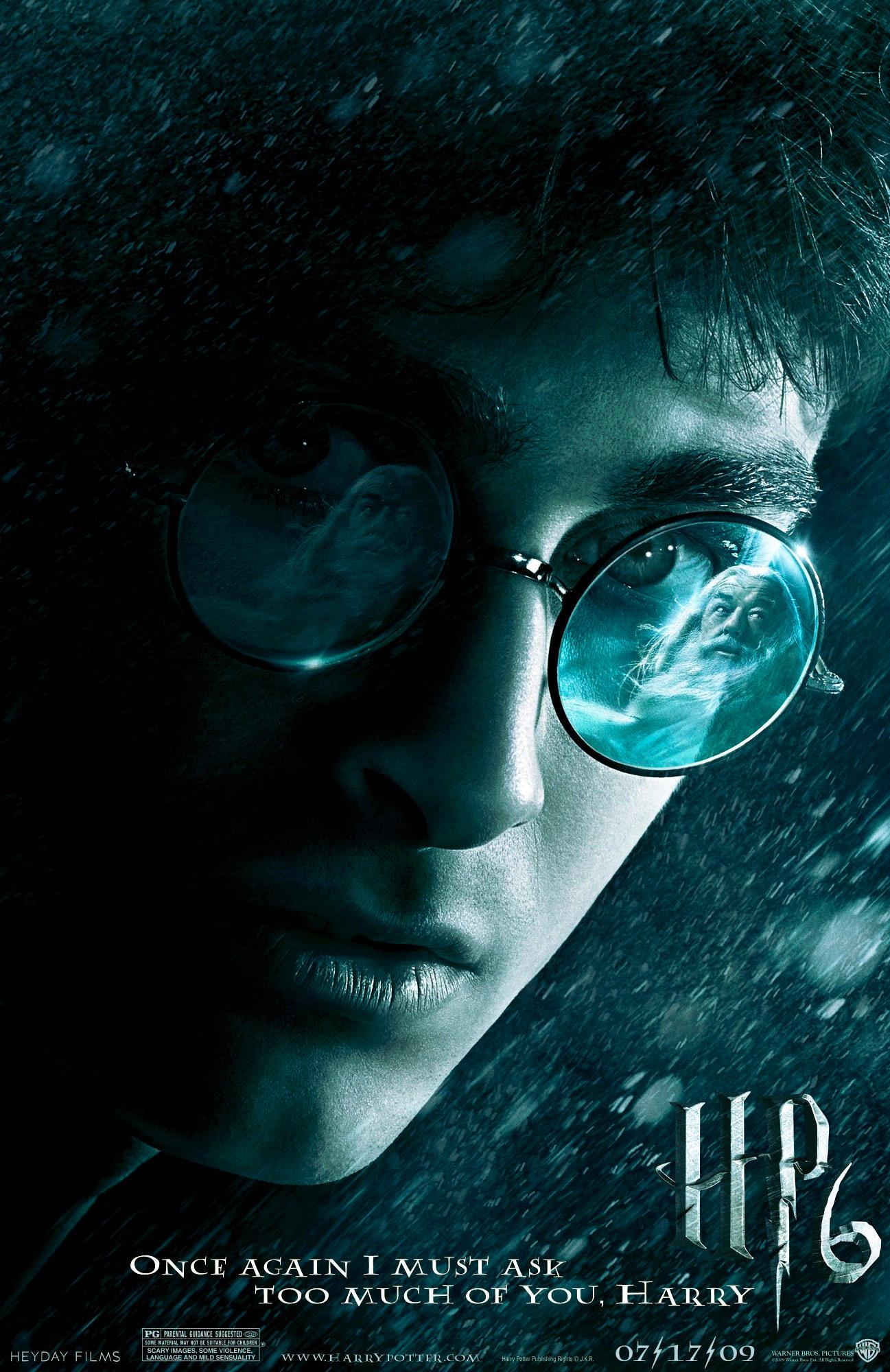 'Half-Blood Prince' teaser poster