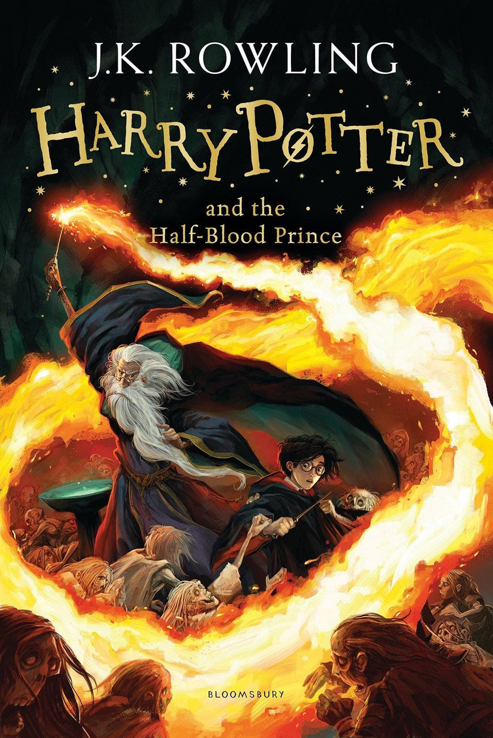 'Half-Blood Prince' UK children's edition (2014)