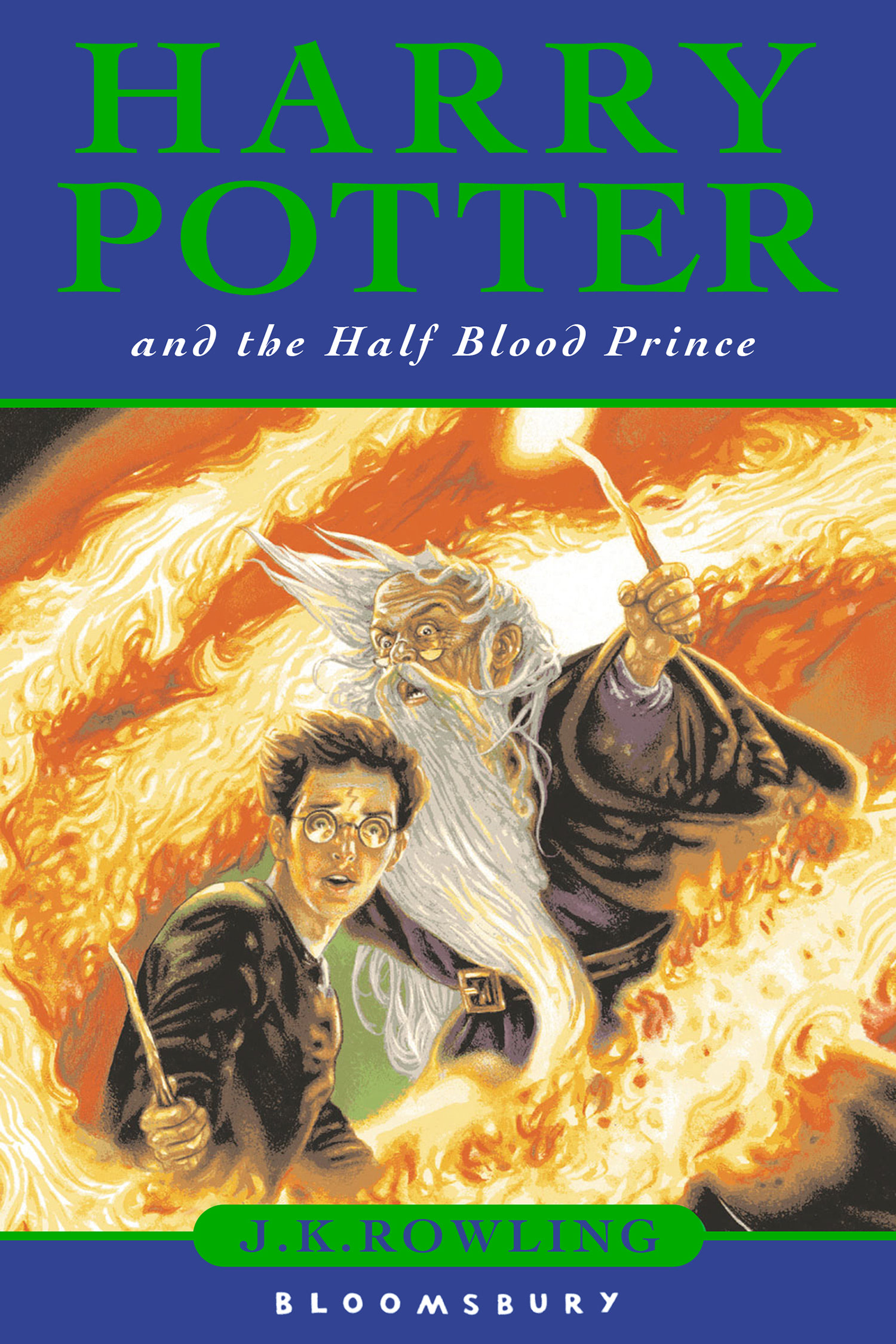 'Half-Blood Prince' UK children's edition