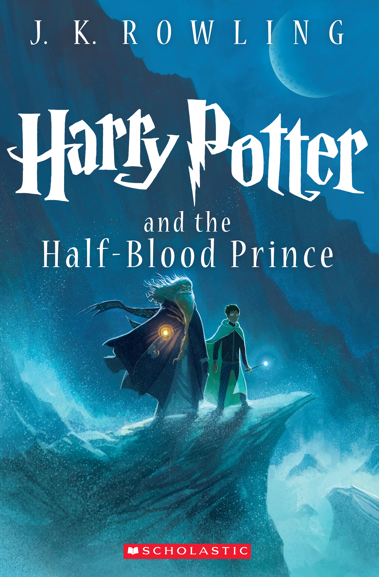 'Half-Blood Prince' US children's edition (2013)