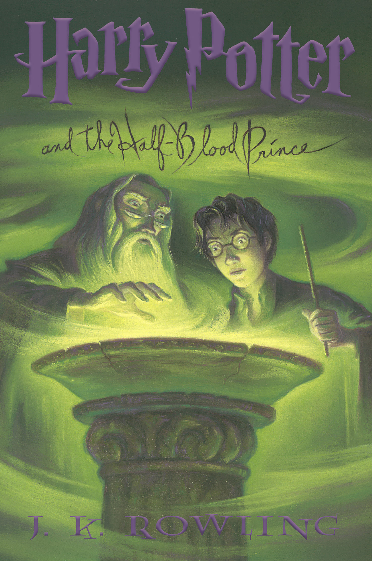 'Half-Blood Prince' US children's edition