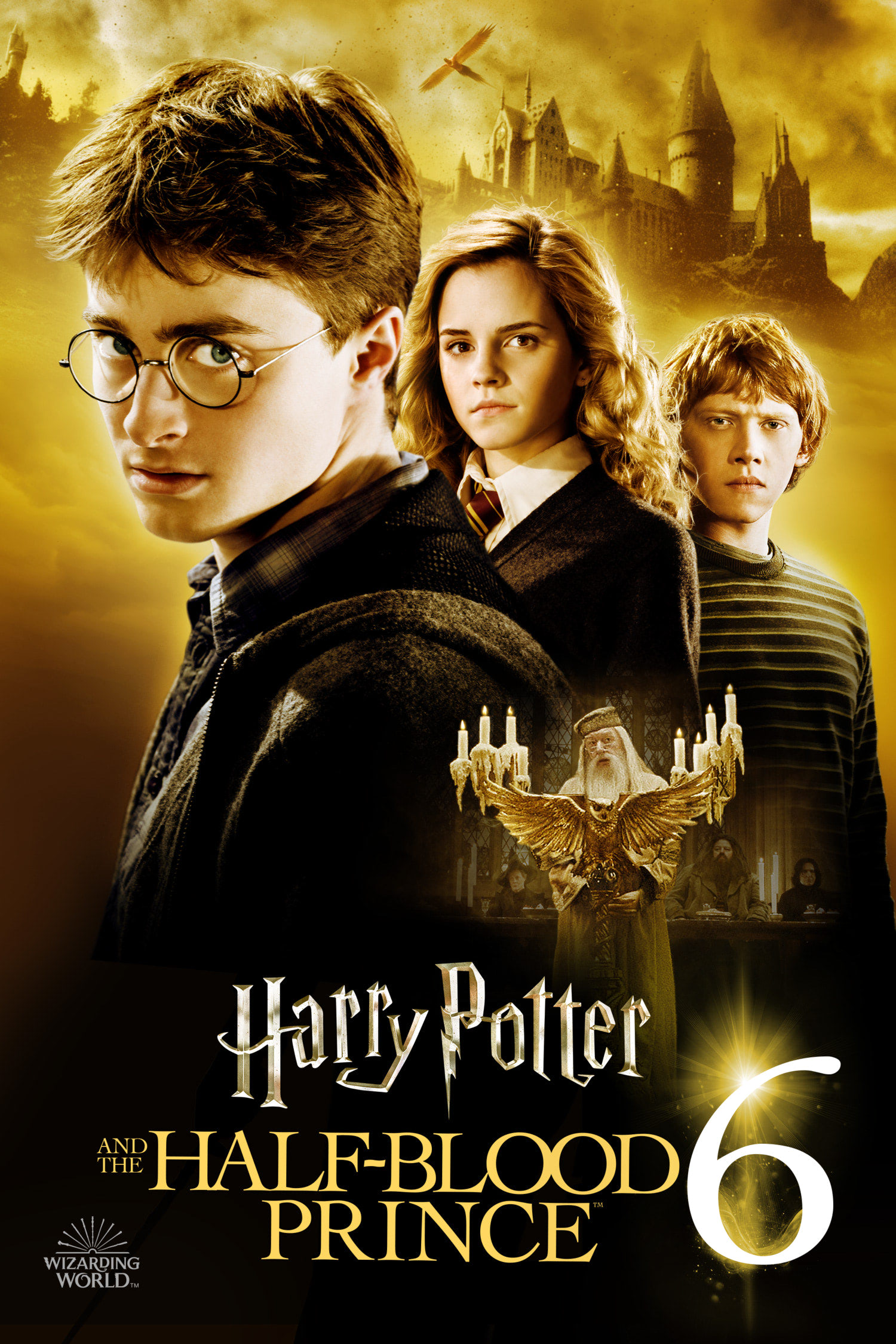 'Half-Blood Prince' Wizarding World poster