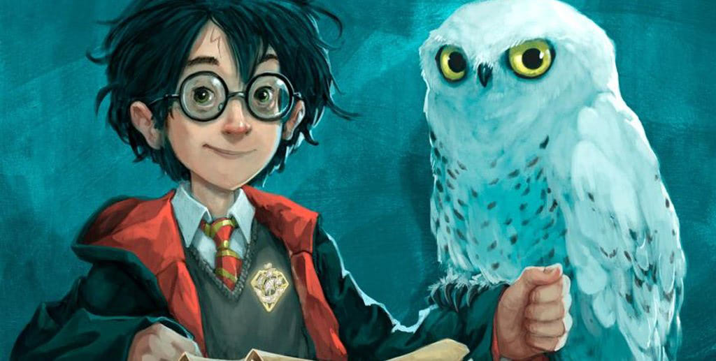 Harry and Hedwig (Jonny Duddle illustration)