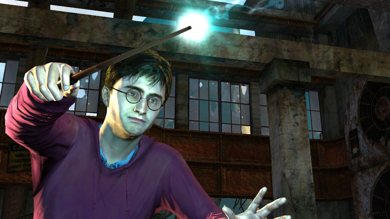 Harry (Deathly Hallows: Part 1 video game)
