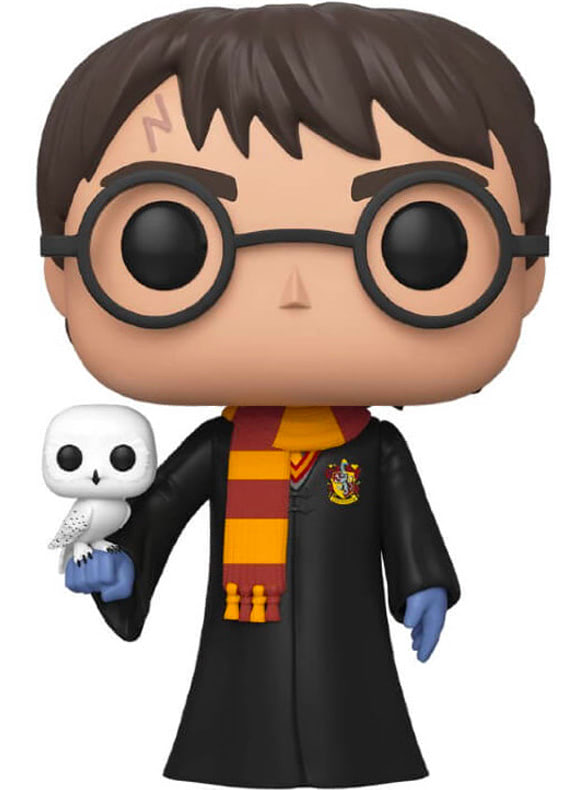 Harry Potter With Hedwig (18″ Super Sized Pop! Vinyl)