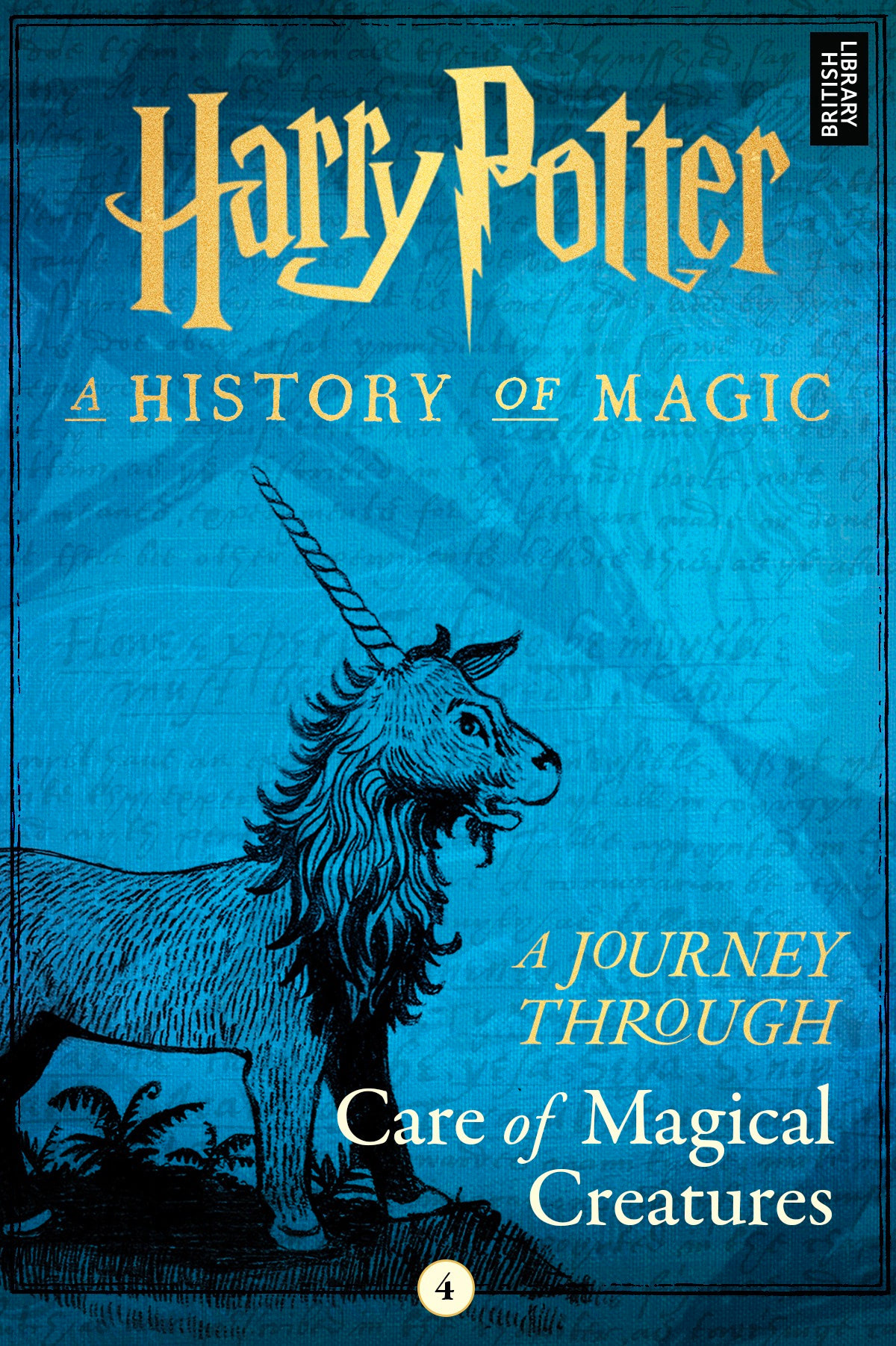 Harry Potter: A Journey Through Care of Magical Creatures