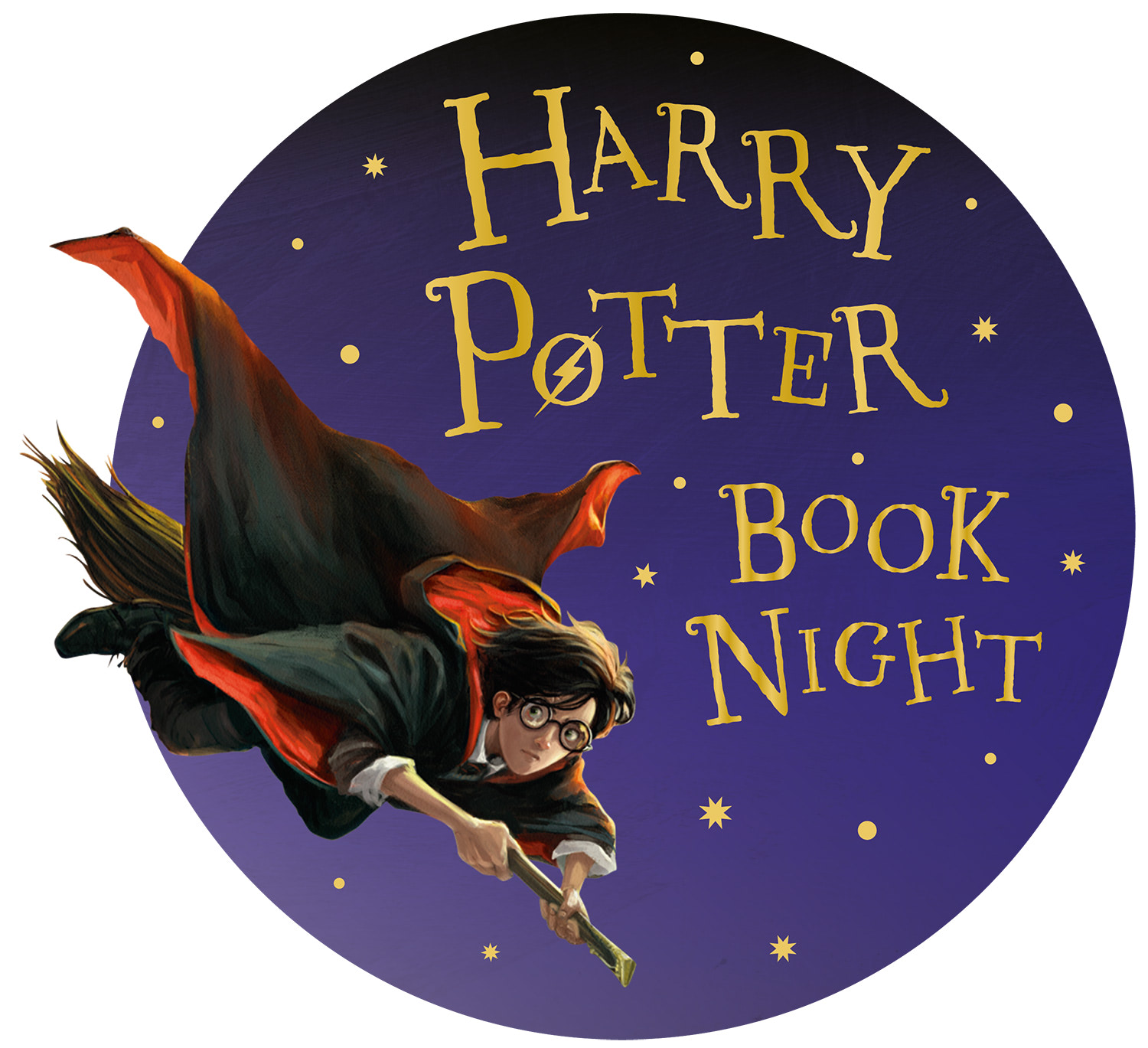 'Harry Potter' Book Night logo