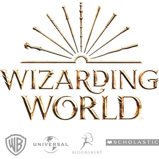 'Harry Potter' brand logos