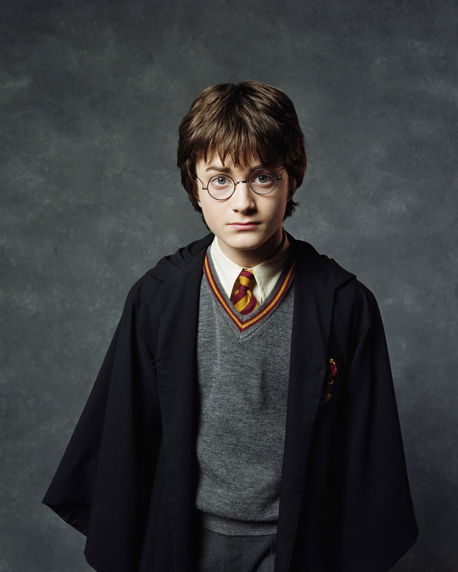 Portrait of Harry Potter