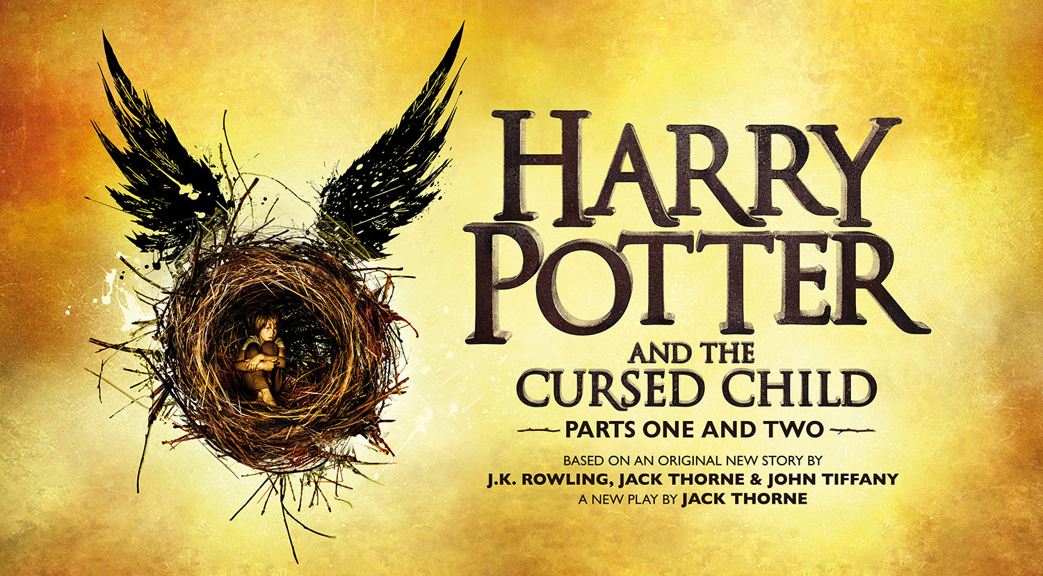 'Cursed Child' artwork
