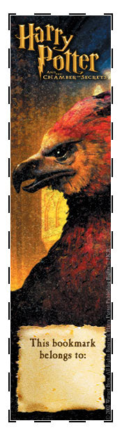 Fawkes bookmark