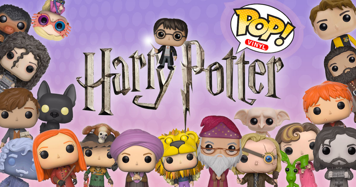 HPFZ launches new website celebrating the world of 'Harry Potter' & 'Fantastic Beasts' Funko Pop! Vinyl figures