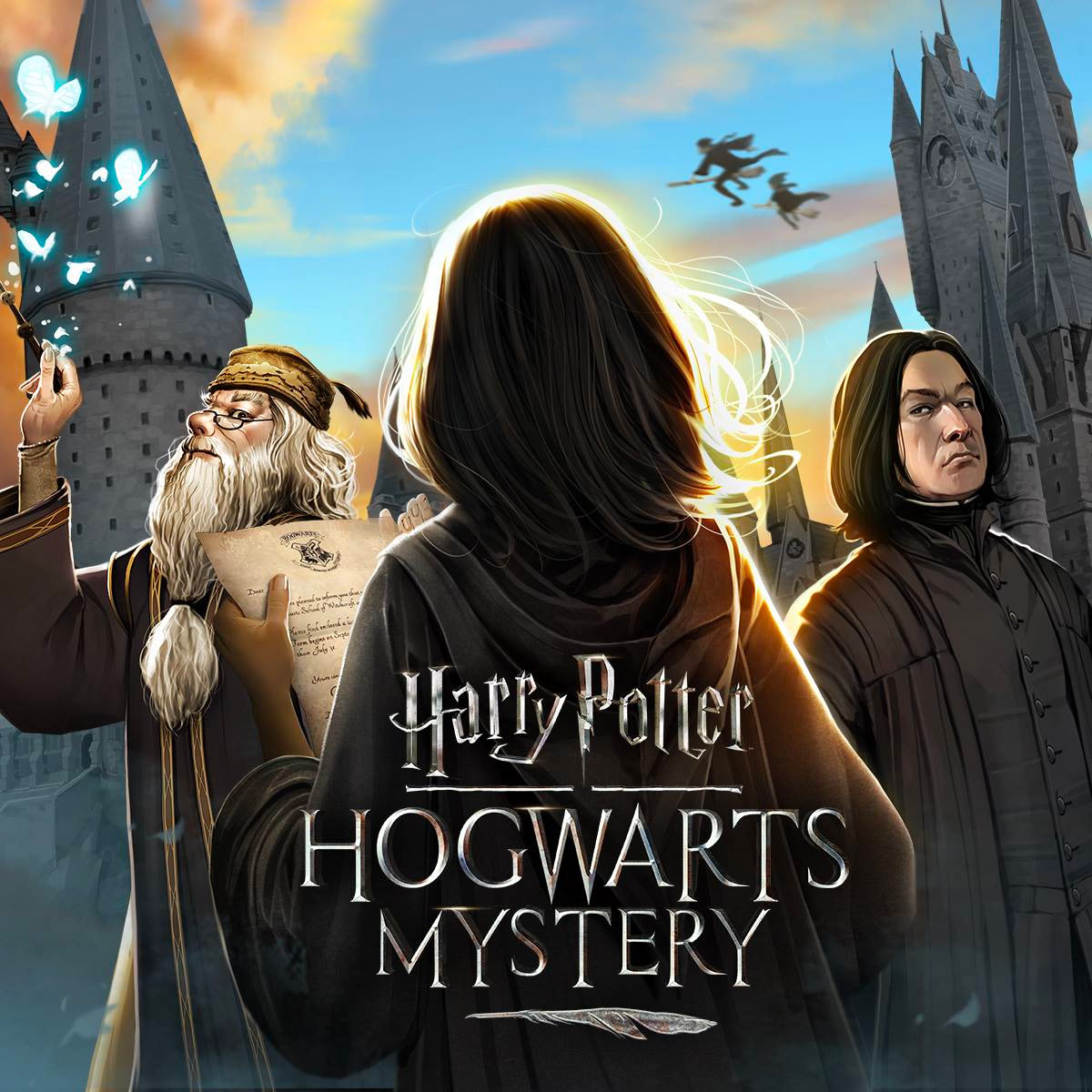 'Harry Potter: Hogwarts Mystery' promotional artwork