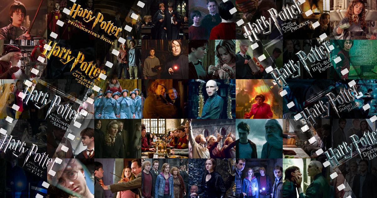 'Harry Potter' movie stills