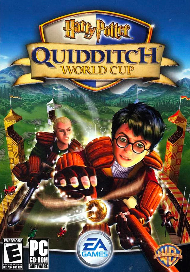 'Harry Potter: Quidditch World Cup' video game
