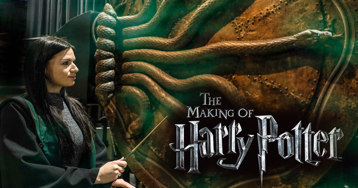 Warner Bros. Studio Tour announce 'Celebration of Slytherin' event