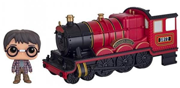 Harry Potter (With Hogwarts Express Engine) (Pop! Rides)