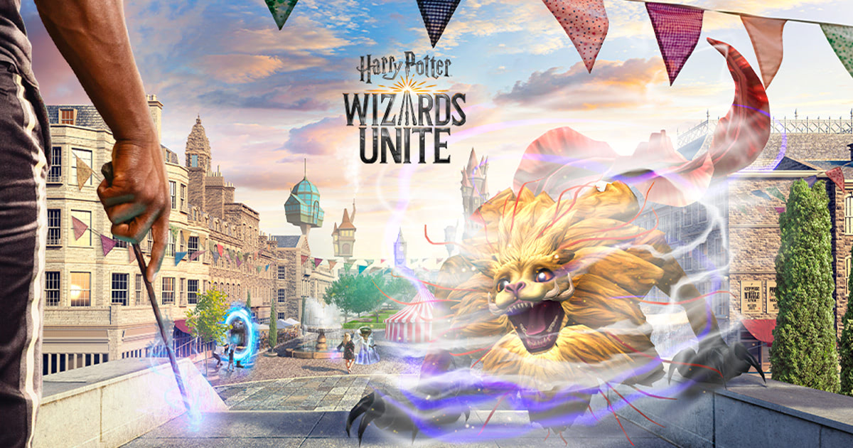 'Harry Potter: Wizards Unite' celebrates 'magical mayhem' in March