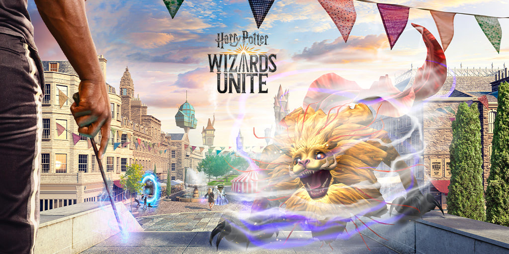 'Harry Potter: Wizards Unite' magical mayhem month