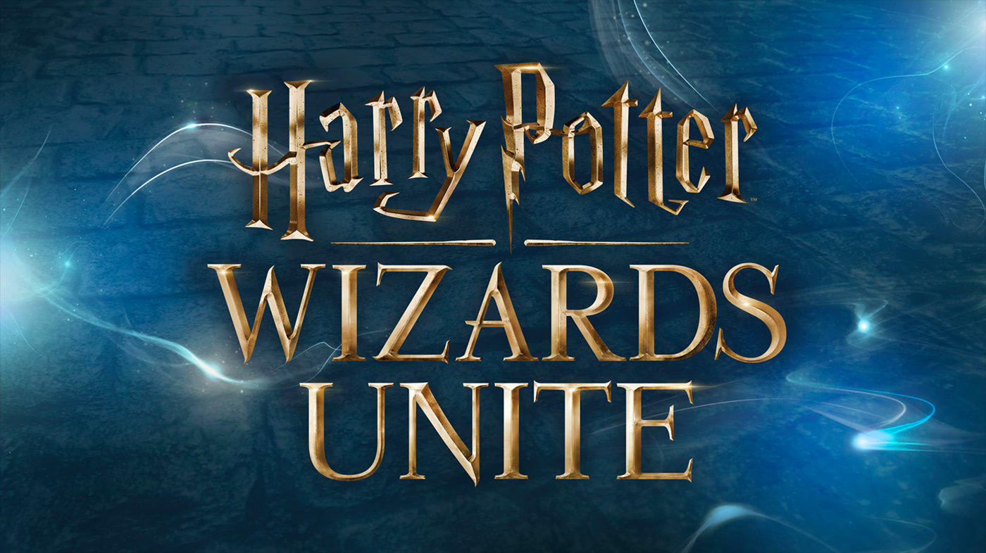 'Harry Potter: Wizards Unite' promotional artwork