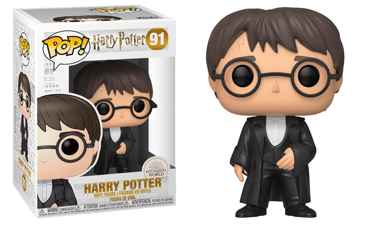 Harry Potter (Yule Ball) Pop! Vinyl