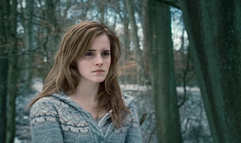Hermione in winter