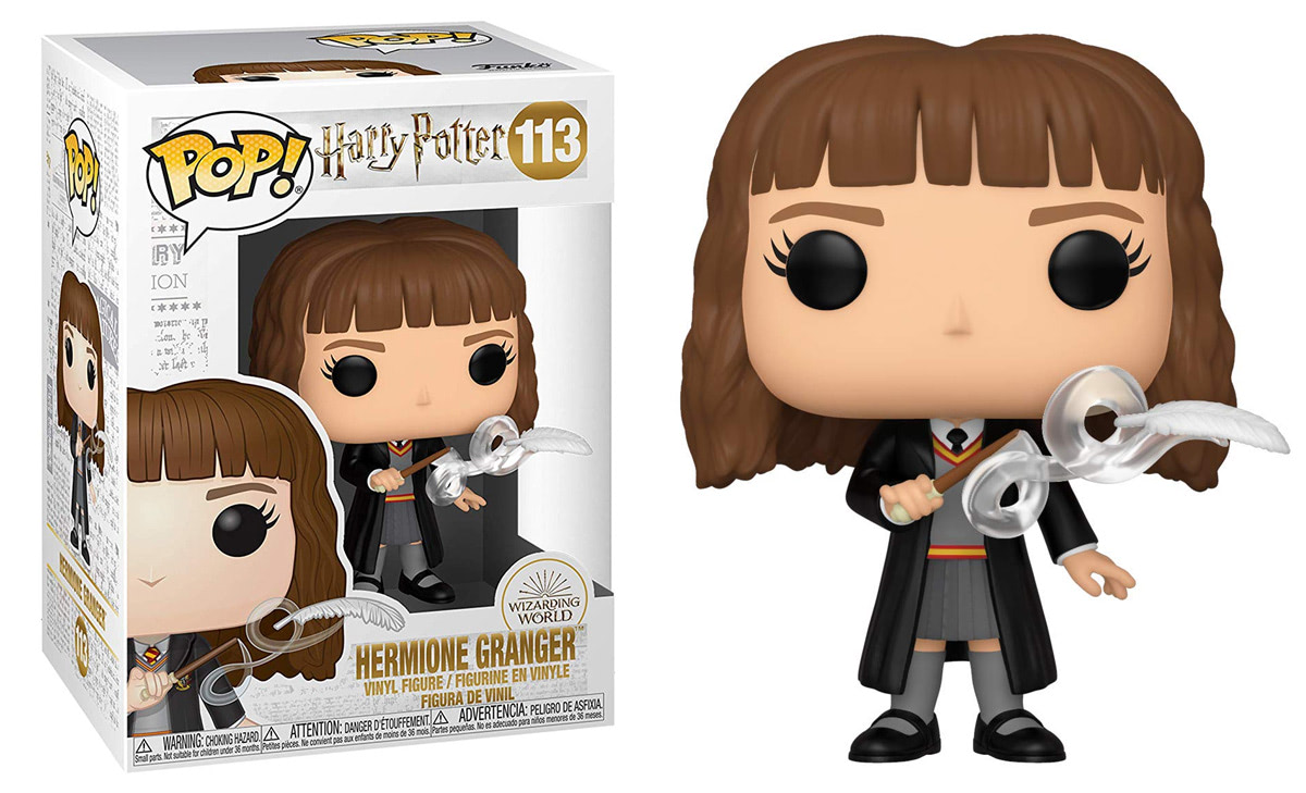 Hermione Granger (With Feather) Pop! Vinyl