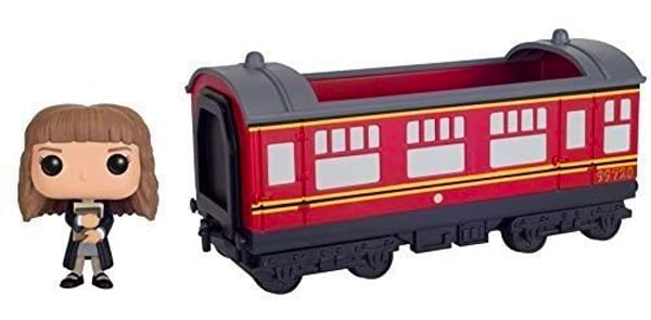 Hermione Granger (With Hogwarts Express Carriage) (Pop! Rides)