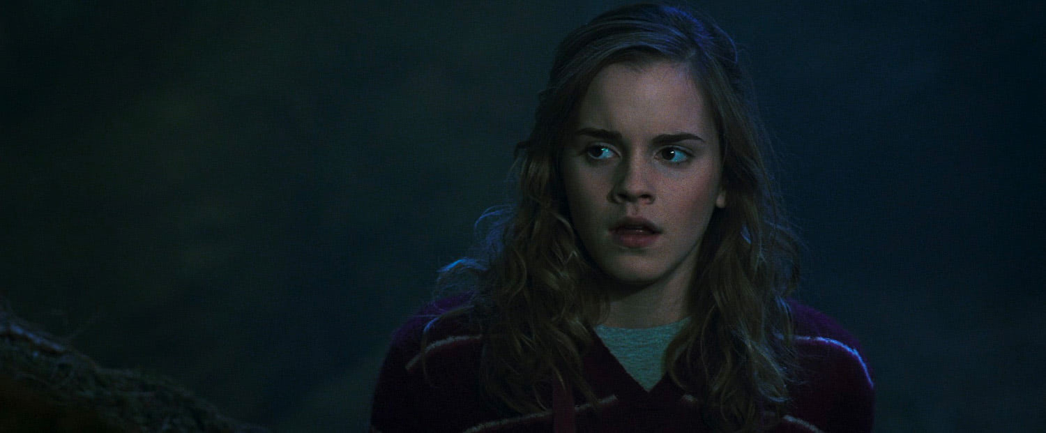 Hermione in the Forbidden Forest