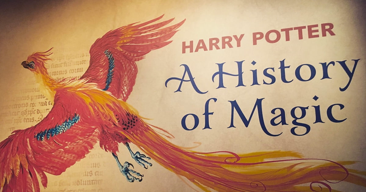 'Harry Potter' 20th anniversary to be celebrated by British Library