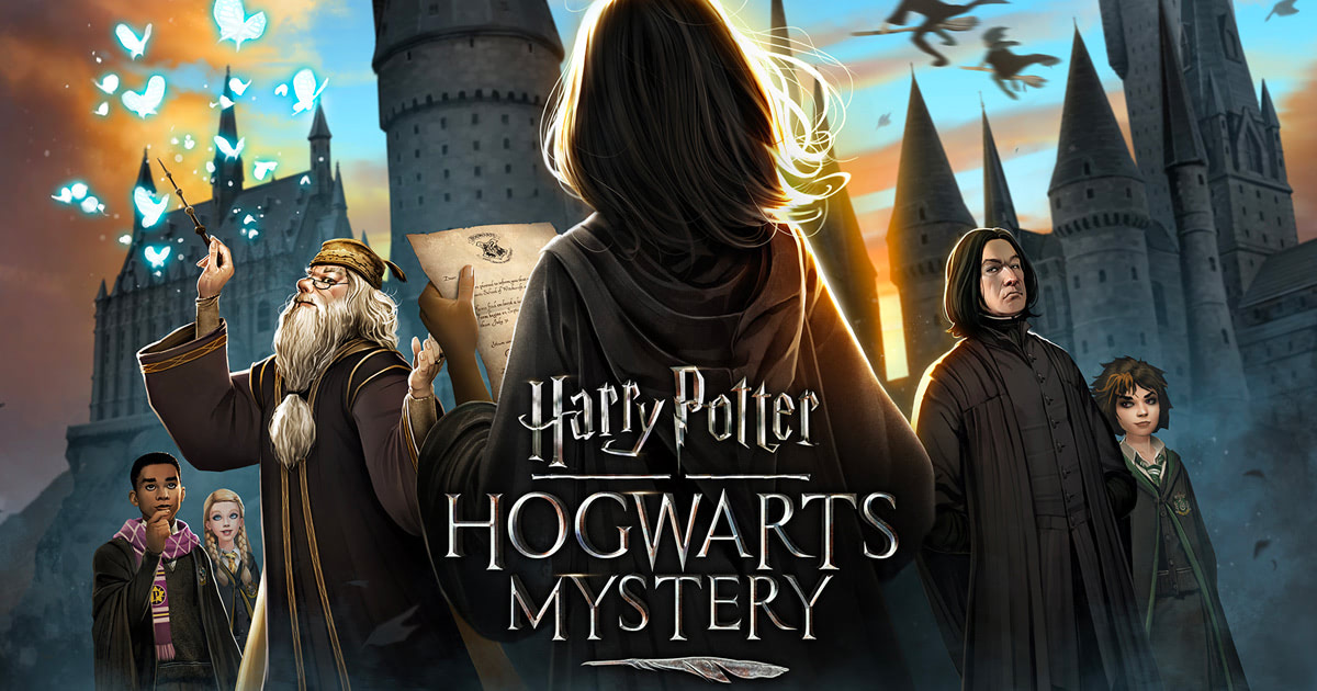 'Harry Potter: Hogwarts Mystery' released today
