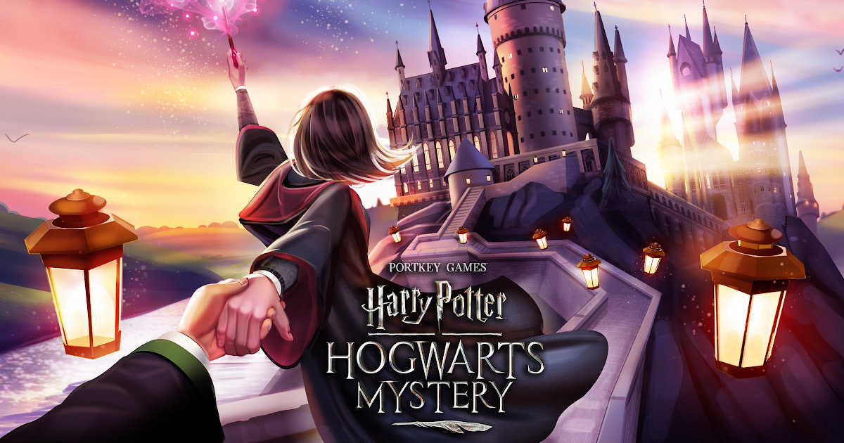 Romance in the air in 'Harry Potter: Hogwarts Mystery'