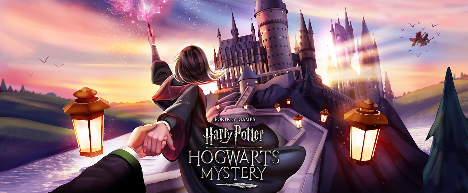 Romance is in the air ('Harry Potter: Hogwarts Mystery')