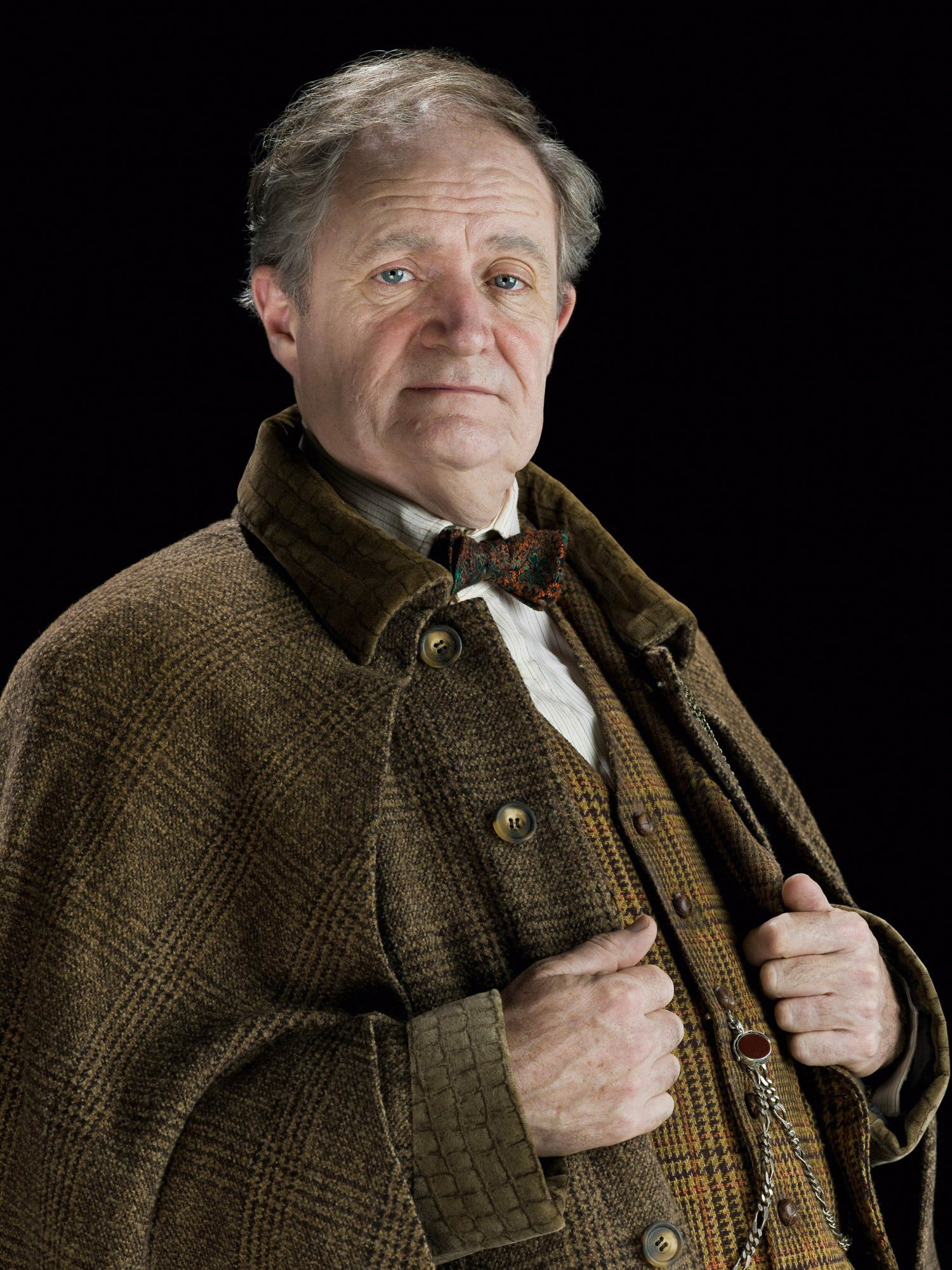 Portrait of Horace Slughorn