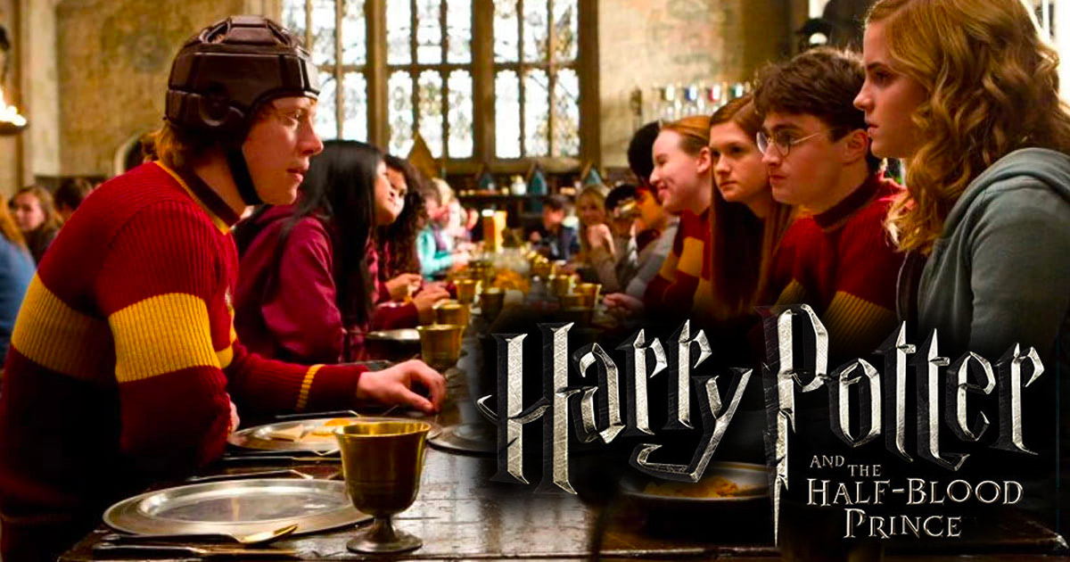 Exclusive 'Half-Blood Prince' set report