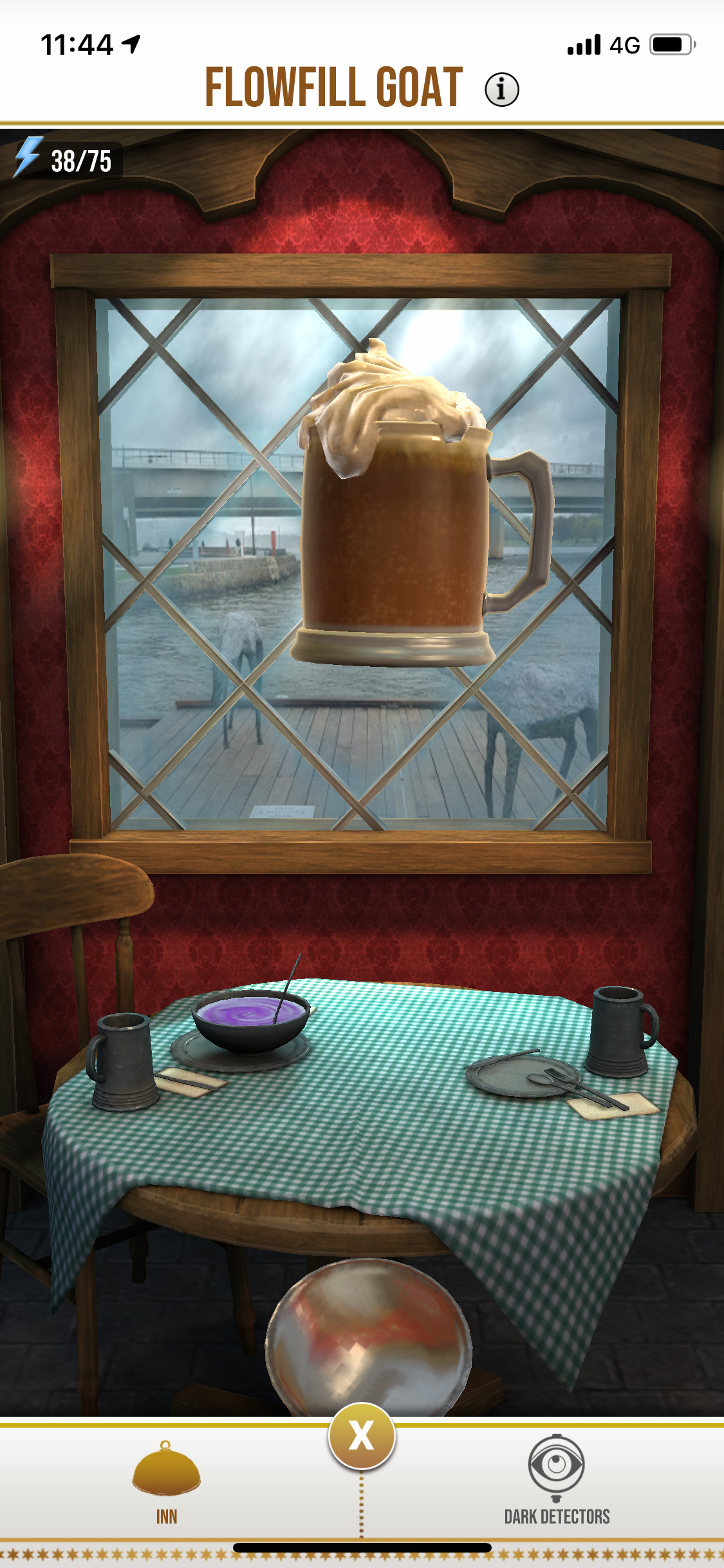 Butterbeer (Wizards Unite)