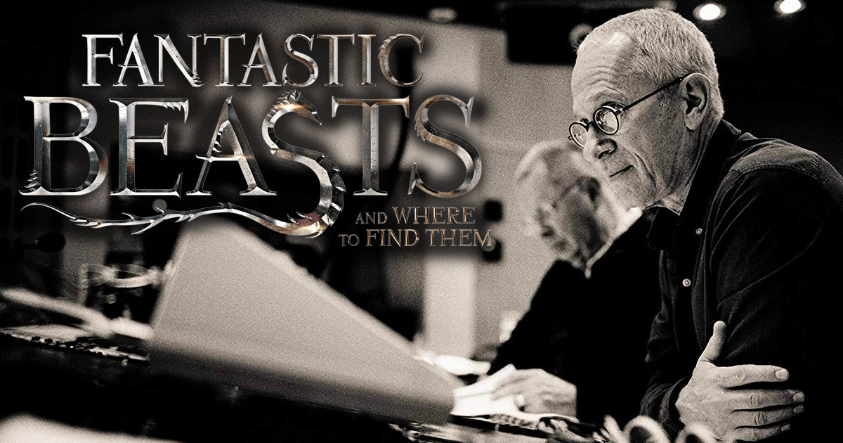 Composer James Newton Howard confirms involvement with 'Fantastic Beasts 2'