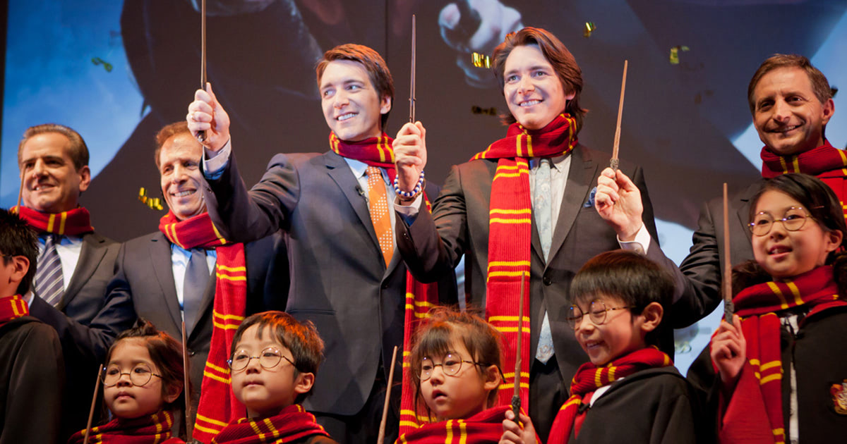 'Harry Potter' theme park to open in Japan