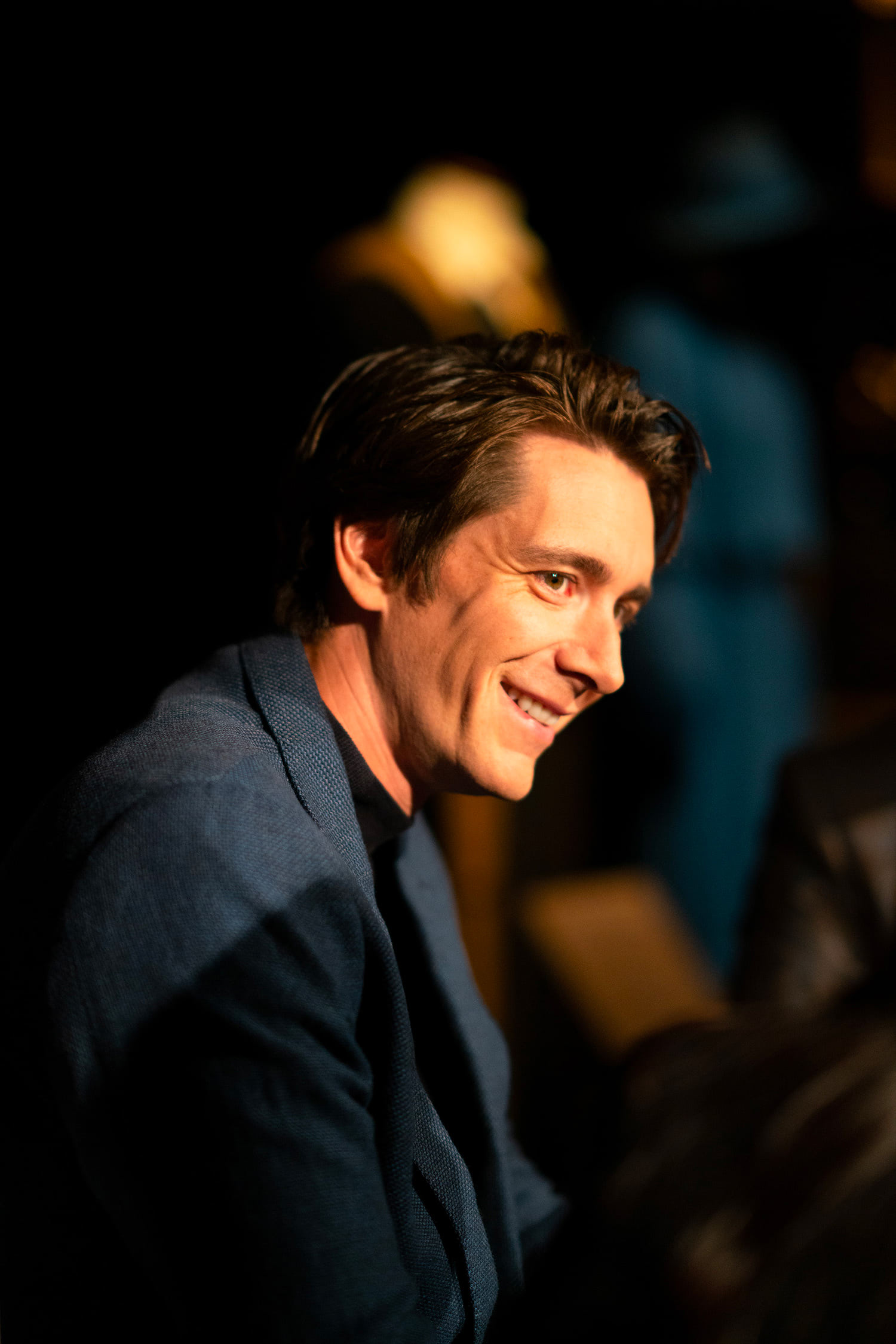 James Phelps launches 'Harry Potter: The Exhibition' in Lisbon